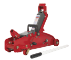 Sealey Trolley Jack 2tonne with Safety Lock